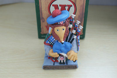 Robert Harrop The Wombles Collection MACWOMBLE THE TERRIBLE Boxed Figurine WC07