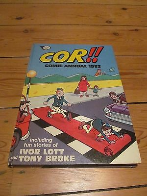 The Cor Annual 1983