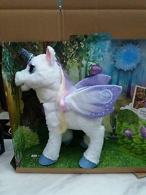 My Magical Unicorn Pet Toy FurReal Friends StarLily Interactive - Please Read
