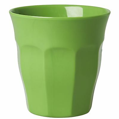 RICE Melamine Medium Cup - Apple Green - Combined Postage!