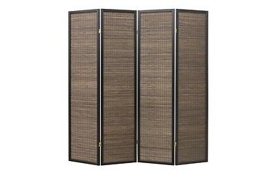 Shogun Walnut room divider / screen