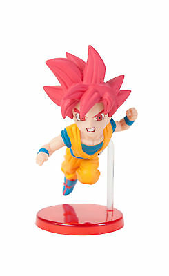 Dragon Ball Super: Super Saiyan God Goku WCF Vol. 2 PVC Mini Figure