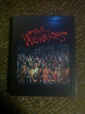The Warriors Limited Edition Blu-Ray Steelbook