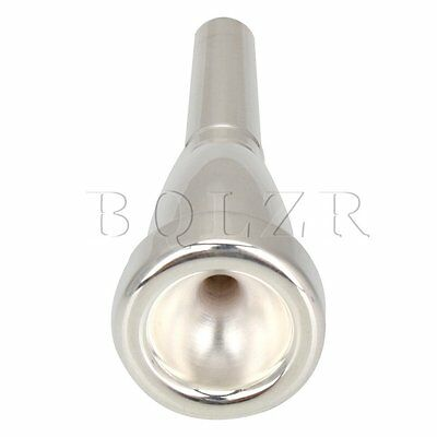 Silver Copper Small Trumpet Mouthpiece Musical Instrument