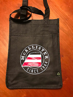 New McAllister Towing & Transportation Tote