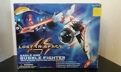 lost in space eagle one bubble fighter 1997 #08334