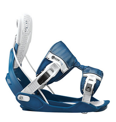 Flow Five Fusion Blue Mens 2017 Snowboard Bindings Free Delivery Australia