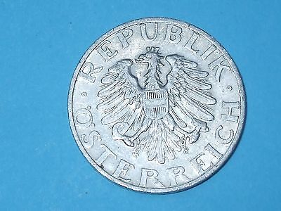1946 2 Schilling Austria Wwii - Collectable World Coin