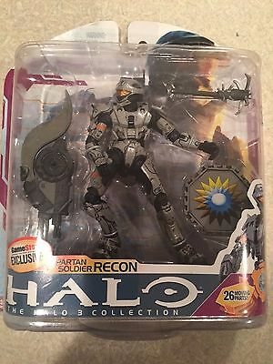 toy Collectible Action Figure Halo Spartan Soldier Recon New