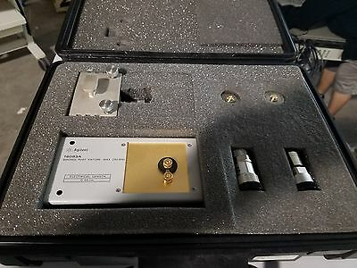 Agilent Keysight 4291B Calibration Kit with 16093A and Accessories