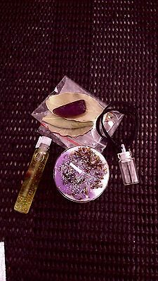 Wishing Spell Kit, Spell kit, Mini spell kit, Pocket Witchery and Conjure ™, Pag