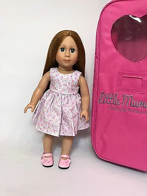 """EASTER PACK1 18"""" Modern Doll American Girl quality for Our Generation Girl price"""