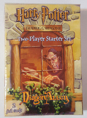 Harry Potter Trading Card Game Diagon Alley Two-Player Starter Set - SEALED BOX