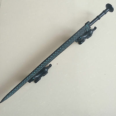 antique    Chinese ancient weapon Goujian sword