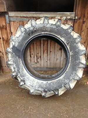 Nearly New Trelleborg TM700 420/70 R28 Tractor Tyre