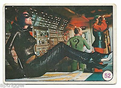 1967 Scanlens Batman BAT LAFFS (52) Catwoman