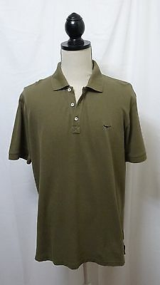R M Rm Williams Mens Short Sleeves Polo Shirt Top ~ Size Xxl ~ Casual Great Cond
