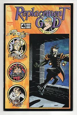REPLACEMENT GOD # 4, Image 1997, Zustand 0-1/1- (vf+/vf-)