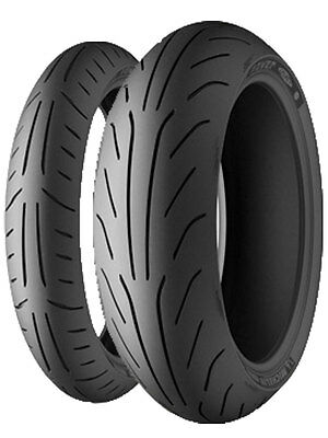 Pneumatici Gomme Moto Michelin Power Pure Sc 120/80 -14 58 S Front