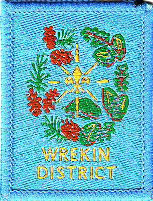 Boy Scout Badge Ext WREKIN District