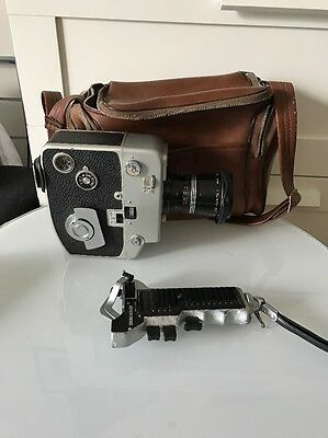 Vintage Cinemax - 85E Auto Zoom With Auto Grip Made In Japan