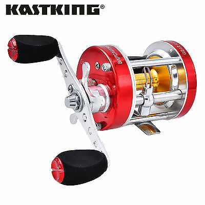 KastKing Rover Baitcast Multiplier Fishing Reels - No.1 Rated Conventional Reel