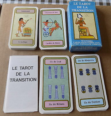 tarot divinatoire de la transition
