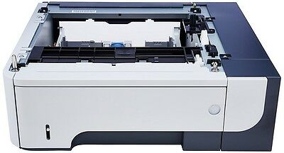 HP CE530A 500 sheet additional paper tray feeder , Laserjet P3015 series , M525