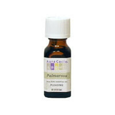 Essential Oil Palmarosa (cymbopogon martini) 0.5 Fl Oz