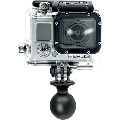 "Ram Mount Motorcycle 1"" Ball Adapter for GoPro Hero Series"