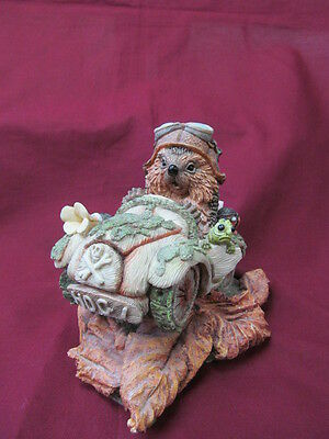 HEDGIES Collectible Figure 'Stirling Road Hog'