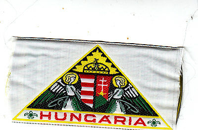 Boy Scout Badge HUNGARIA