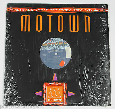 """SHADES Tell Me (I'll Be Around) / Love Means More 12"""" USA 1996 Motown"""
