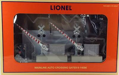 Brand New Lionel O Auto Crossing Gate # 6-14098