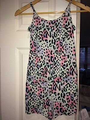 Girls Playsuit Size 9-10