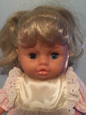 Vintage Doll By TCA Grouo 1990