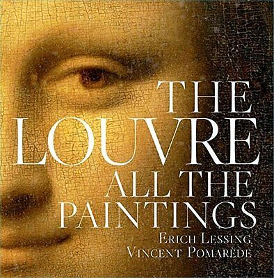 Louvre: All the Paintings by Anja Grebe Hardback Book New