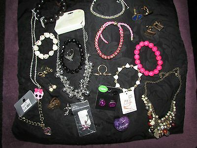 Bundle/job Lot Of Jewellry, Several New With Tags