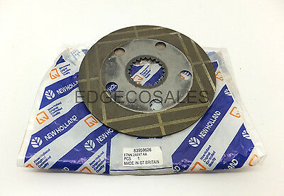 "New Holland ""40 Series"" Tractor Brake Disc - 83959626"