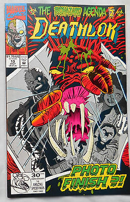 Deathlok #13 (Jul 1992, Marvel)