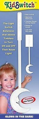 KidSwitch Light Switch Extender, Toggle Style Switches, 3-Pack