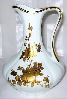 Coronation Collection ER Paramount Classics - Golden Roses Ewer