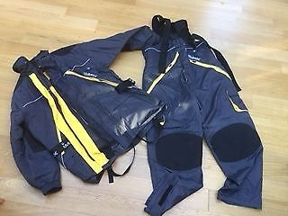 Floatation suit - IMAX  - Brand NEW - Navy/Yellow