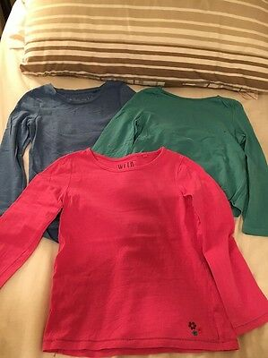 Girls Long Sleeve T Shirts From Next 5-6 Years