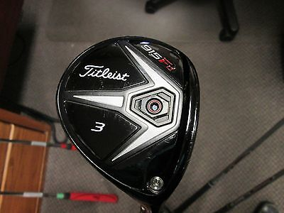 TITLEIST 915Fd Fairway - USED - 3 Wood - Diamana Red- Stiff Flex - Right Handed