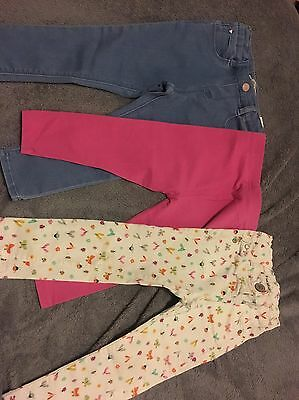 Girls Trousers 2-3 Years