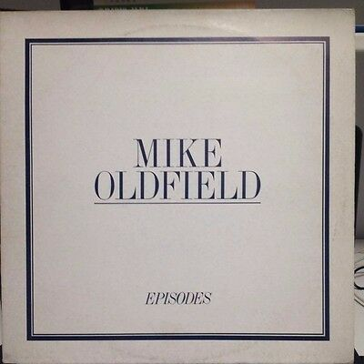MIKE OLDFIELD - Episodes - lp 33 gg