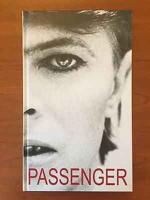 RARE BOOK  David Bowie - Passenger - Photo Book by Philippe Auliac -