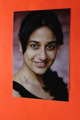 Anu Hasan (EastEnders) Signed Photo
