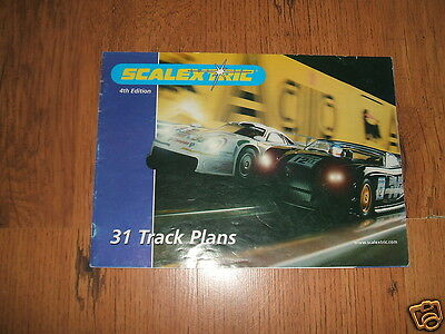 Scalextric 31 Track Plans booklet - 1999;C8108.